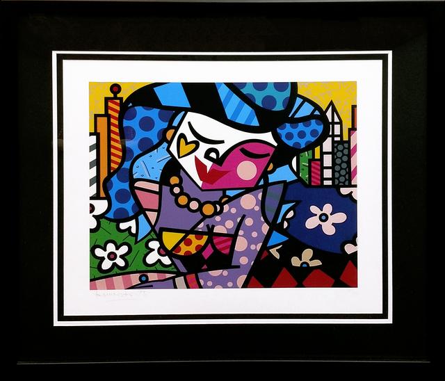 Romero Britto, 'UPTOWN', 2005, Gallery Art