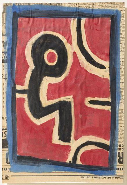 Miguel Ángel Pareja, 'Composición I', 1956, Galeria Sur