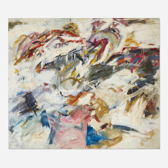 Michael Goldberg, 'Untitled', 1954, Wright
