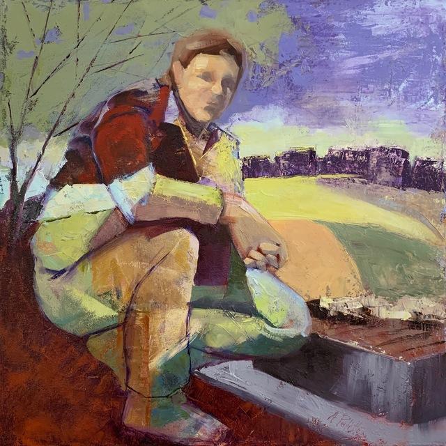 , 'My Guy,' 2019, Addison Art Gallery