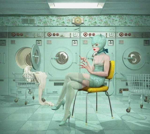 Ray Caesar, 'Launderette', 2016, Gallery House