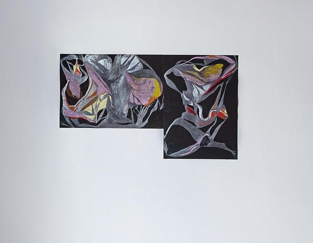 , 'Untitled,' 2018, Galerie Emanuel Layr