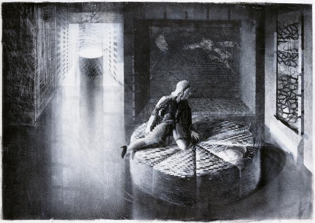 , 'Nymphea,' 2019, Galerie Kleindienst