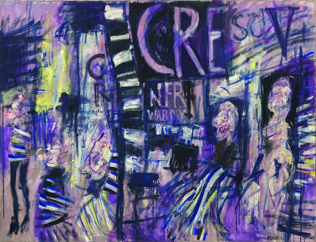 , 'Reaumure,' 1962, Galerie Carzaniga
