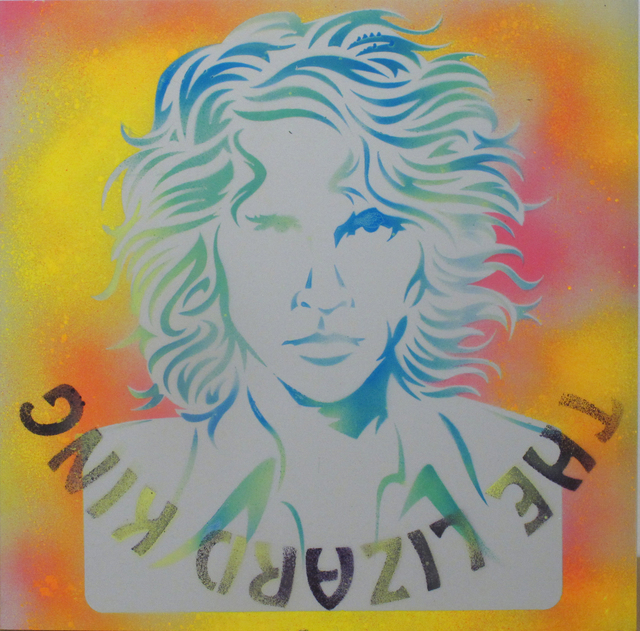 Val Kilmer, 'Jim Morrison, Lizard King', 2017, Woodward Gallery