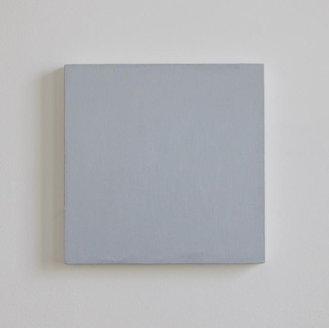 , 'Gray Square,' 2018, Asphodel
