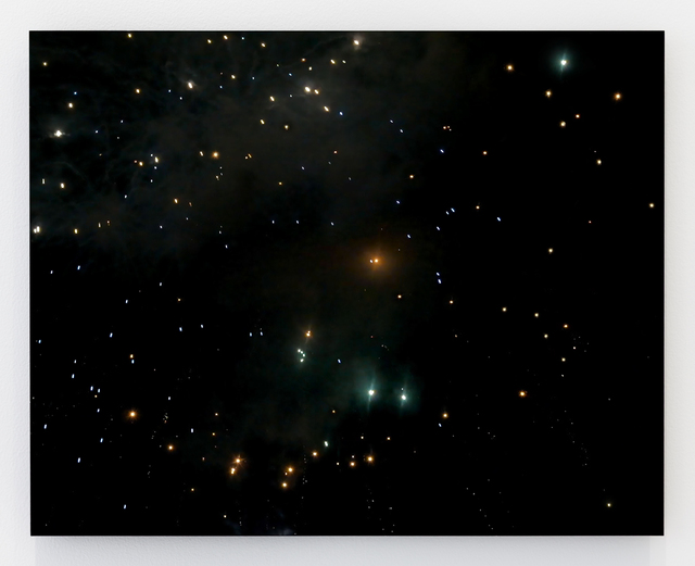 , 'Fireworks as Canis Minor, Gemini, Monocerus,' 2016, Grant Wahlquist Gallery