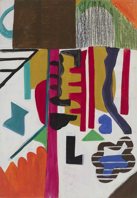, 'Untitled #63,' , Tibor de Nagy