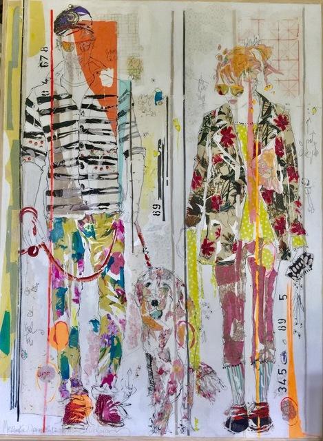, 'Nosotros 3,' 2018, Rebecca Hossack Art Gallery