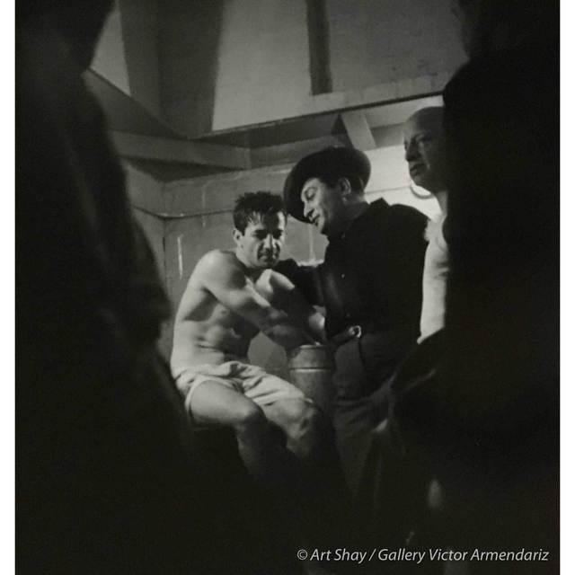 , 'Rocky Graciano in Locker Room After Fight, 1948,' 2017, Gallery Victor Armendariz