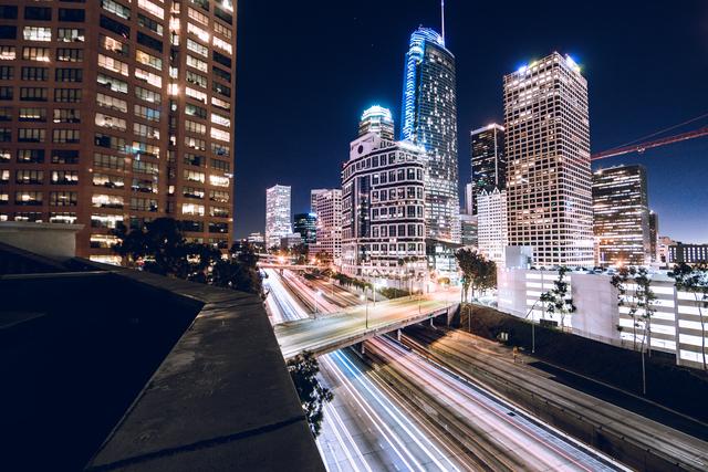Corentin Villemeur, 'Los Angeles Traffic', 2015-2020, Photography, Chromogenic Print, MTFA