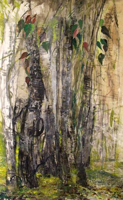 , 'Walking Walking Walking Next To You,' , Salwa Zeidan Gallery