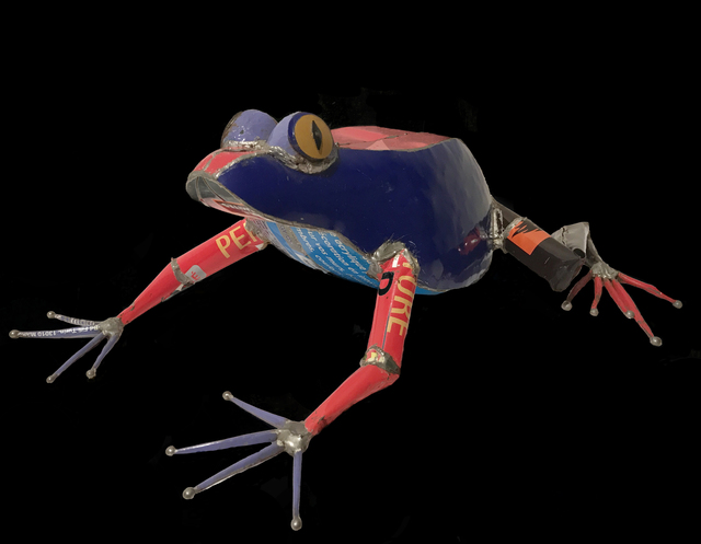 , 'Dart Frog,' 2014, Maddox Arts