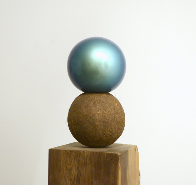 , 'Infinito circular ou rola-bosta,' 2016, Galeria Ybakatu