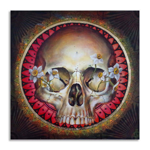 , 'Ex Morte Vita II,' 2014, StolenSpace Gallery