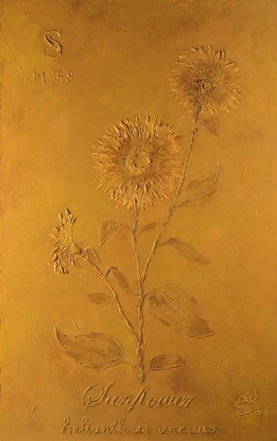 , 'Sunflower,' 2017, Exhibit 320