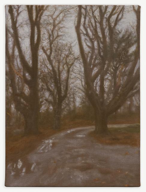 Matvey Levenstein, 'Hope, Faith, Love', 2018, Painting, Oil on linen, Kasmin