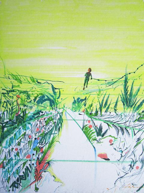 , 'Matterboy Runchild ,' 2014, JCamejo Art