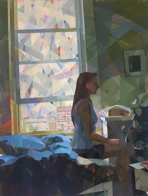 Ryoko Tajiri, 'What She Said', 2017, Claire Carino Contemporary