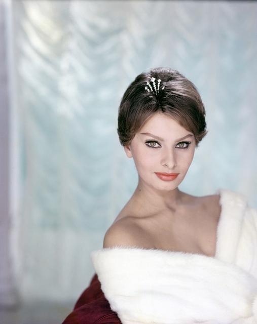 , 'Sophia Loren, Hollywood, 1958 ,' 1958, Gallery Vassie