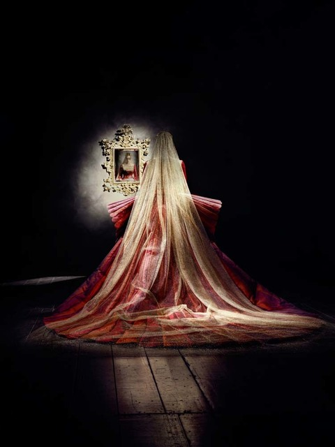 , 'Wedding Dress,' 2009, Lucia Mendoza
