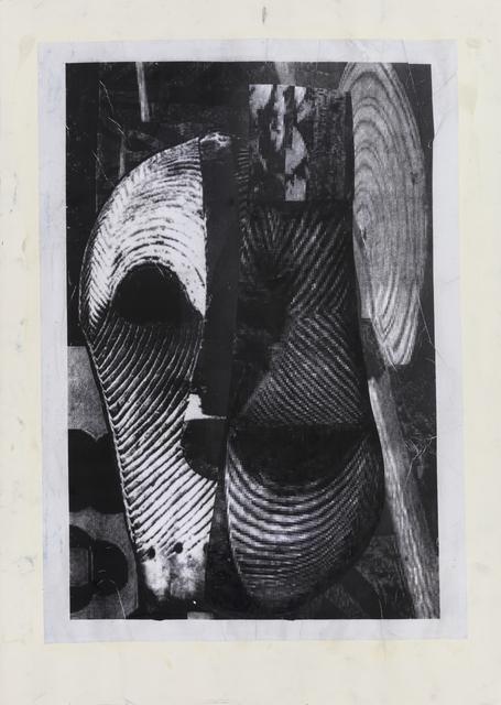 Moshekwa Langa, 'Double Portrait; Midday in the Courtyard', 2018, Stevenson