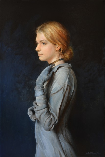 Serge Marshennikov, 'Girl in Gloves', 2019, Gallery 1261