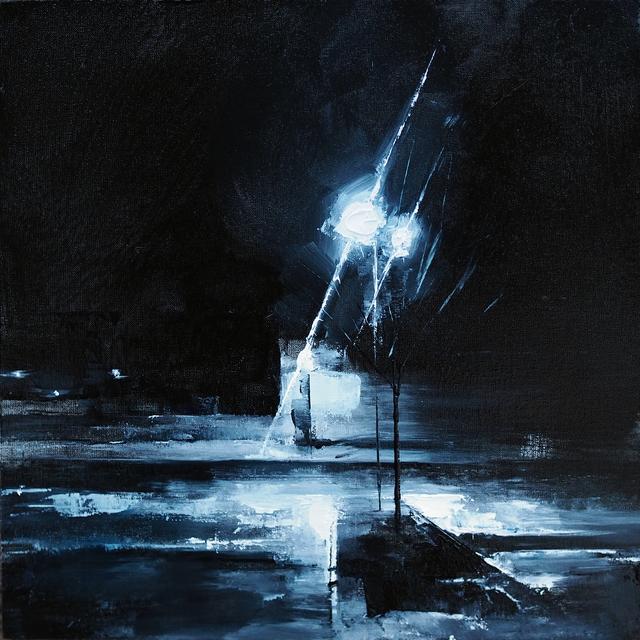 , 'Silence III,' 2017, Abend Gallery