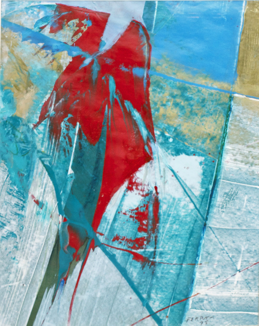 , 'Untitled,' 1975, Cosner Art Gallery