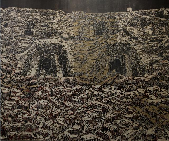 Orit Hofshi, 'Immortalize', 2016, Cade Tompkins Projects