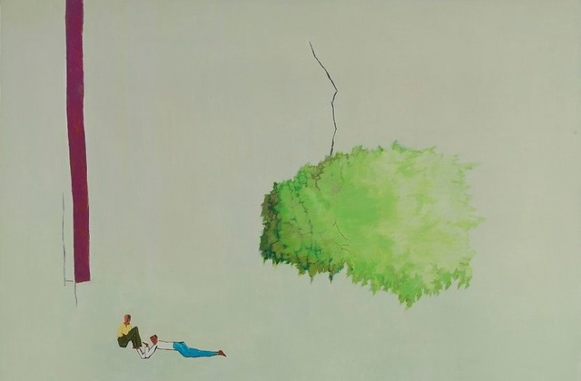 , 'Amusing Myself by Calmness,' 2012, Powen Gallery
