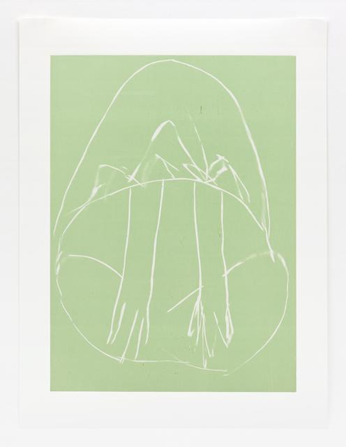 Andrea Büttner, 'Beggar', 2016, Barbara Gross