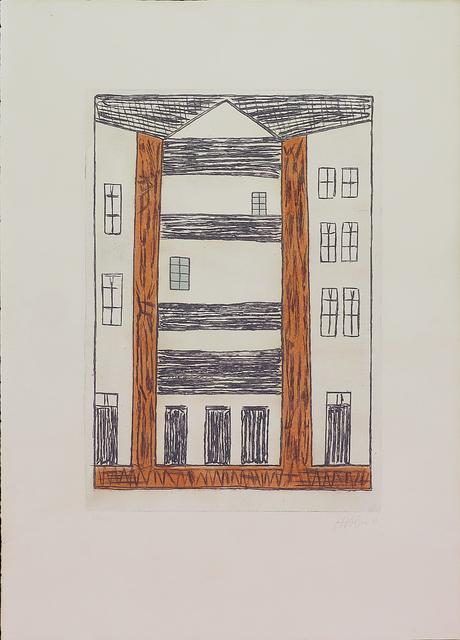 Alfredo Volpi, 'Untitled', 1981, LAART
