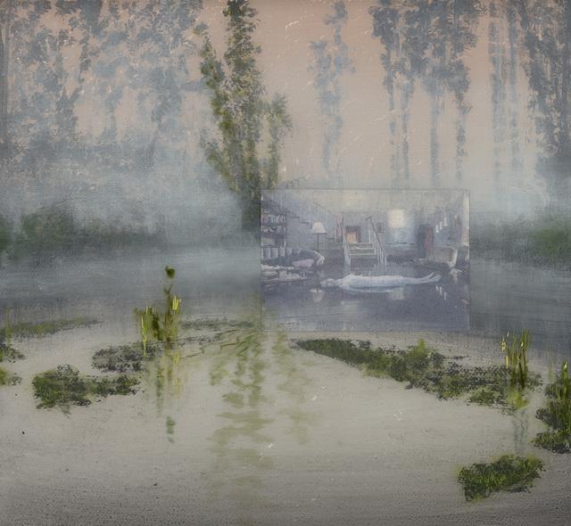 , 'Morning Fog for Ophelia (Mass MoCA # 283),' 2018, Marlborough London