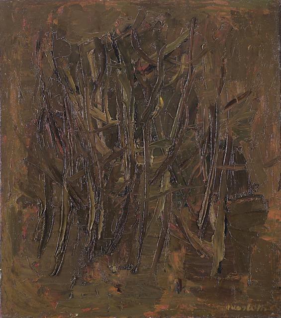 Ennio Morlotti, 'Abefoyle (Scotland)', 1960, Il Ponte