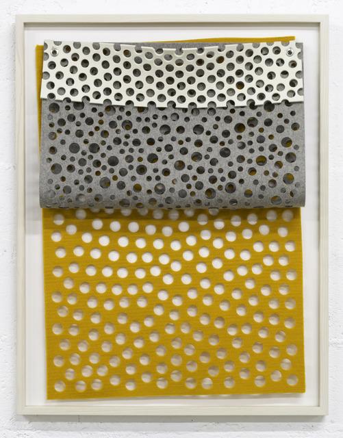 , 'Trabajos de Acumulación 3,' 2013, Zipper Galeria
