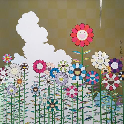 Takashi Murakami, 'POKA POKA: Warm And Sunny', 2011, Vogtle Contemporary