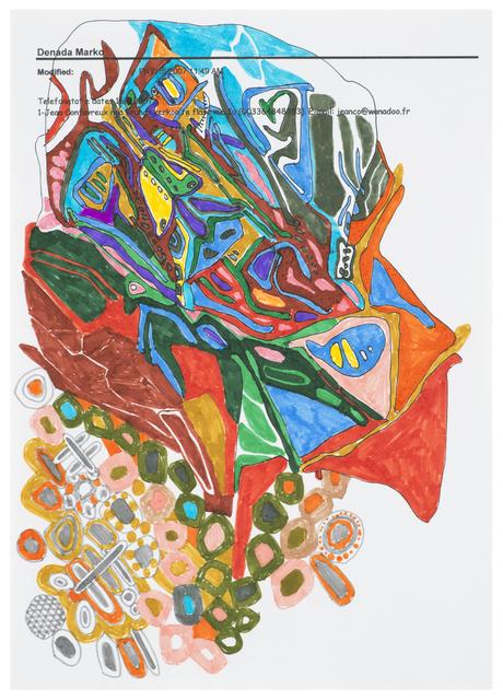 , 'Untitled (808),' 2007, Ochi Projects