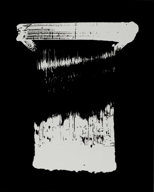 , 'Etude du Sedes Sapientiae 3-AP 靈感來自Van Eyck 3 (15世紀北歐女畫家),' 2012, Alisan Fine Arts