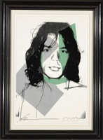 Andy Warhol, Mick Jagger F&S II.138