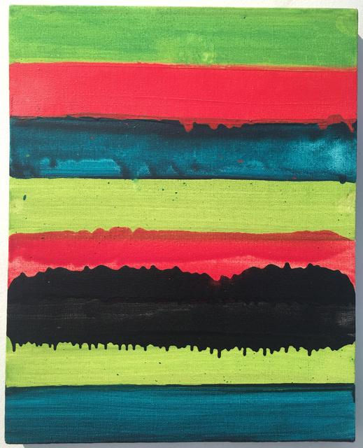 , 'Sunset Serape,' 2002, 532 Gallery Thomas Jaeckel