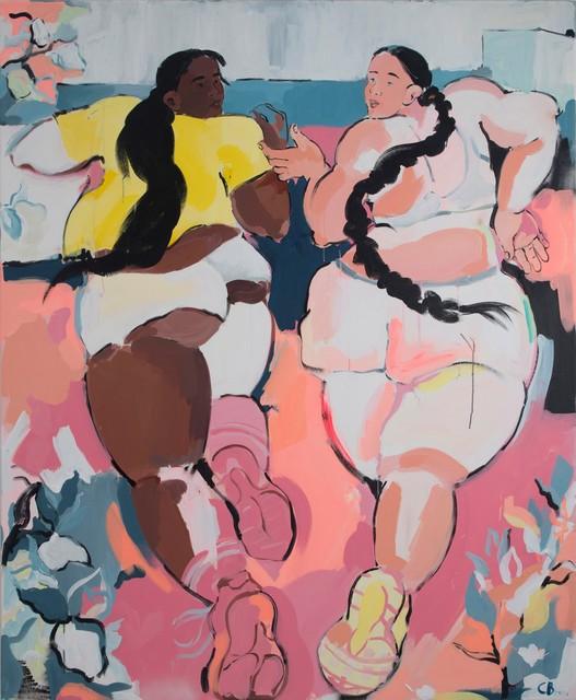 , 'Updating,' 2018, Kristin Hjellegjerde Gallery