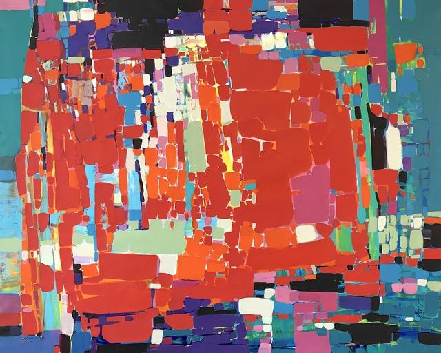 Vahe Yeremyan, 'Abstract Lifestyle', 2018, Vayer Art