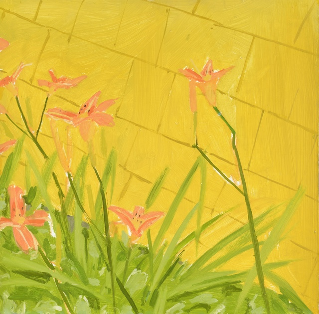 , 'Lilies,' 1973, Galerie Von Vertes