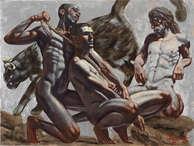 , '[Buggereau (b. 1956)] Untitled #1,' 2013, ClampArt