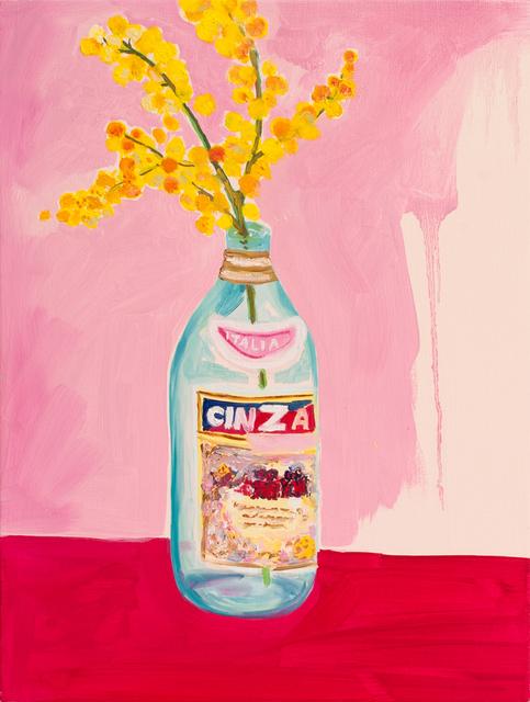 , 'Vermouth Mimosa,' 2016, Projet Pangée