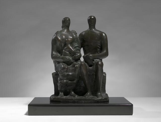 , 'Family Group,' 1944, Osborne Samuel