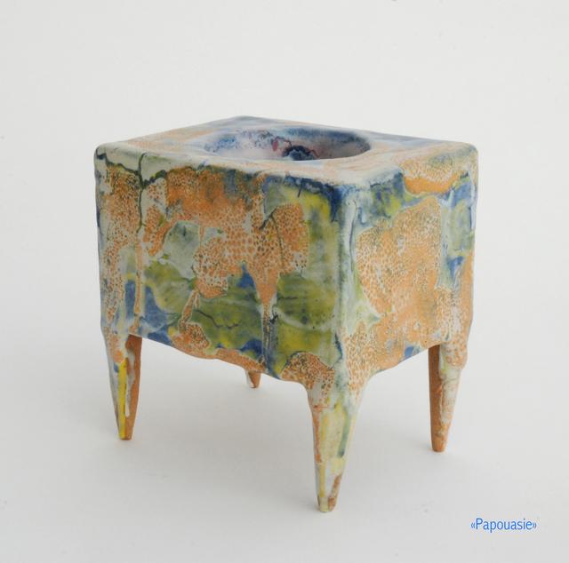 , 'PAPOUASIE,' 2016, Collection Ateliers D'Art De France