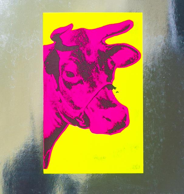 Andy Warhol, 1988, White Cross