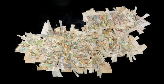 , 'RAFT,' 2017, Goodman Gallery
